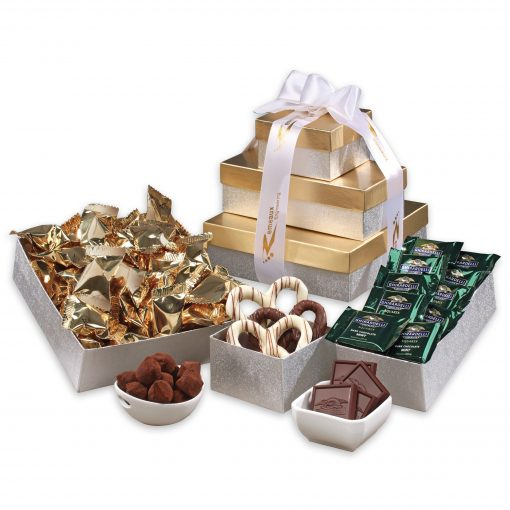 Individually-Wrapped Chocolate Trio