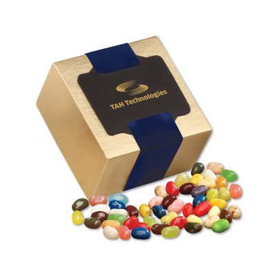 Jelly Belly® Jelly Beans in Gold Gift Box
