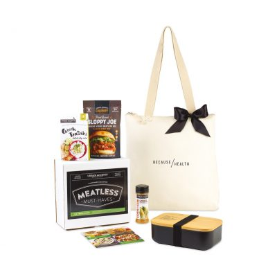Plant-Powered Must Haves Gift Set - Black