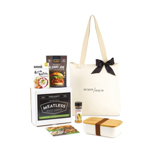 Plant-Powered Must Haves Gift Set - White