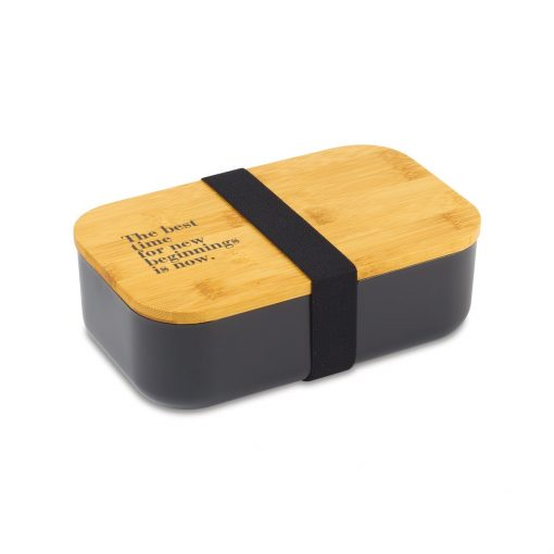 Satsuma Bento Lunch Box - Black