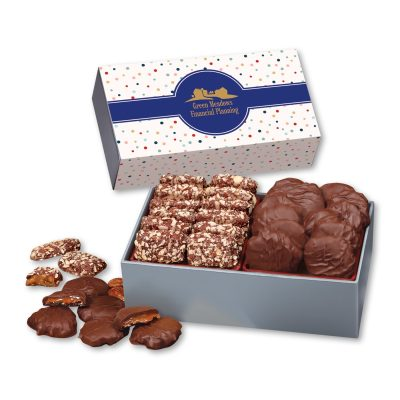 Toffee & Turtles in Gift Box with Bubbles Sleeve