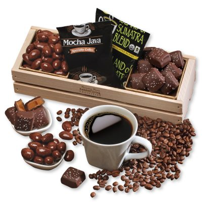Chocolate & Coffee Crate