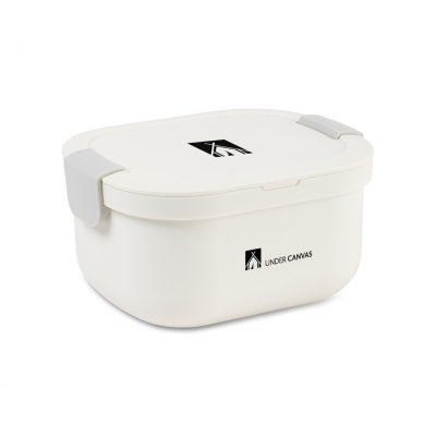 Sarada Bento Lunch Box - White