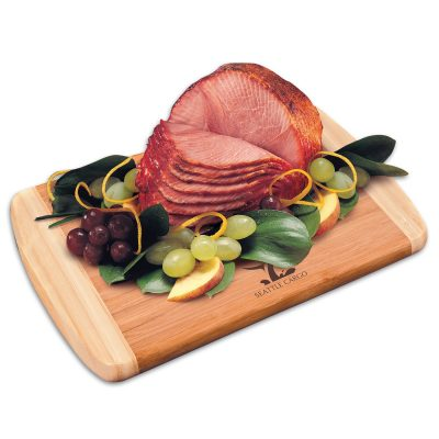 Honey Cured Spiral-Sliced Boneless Ham