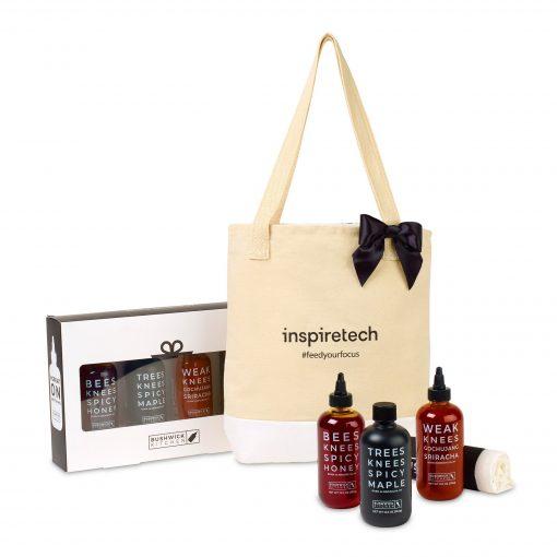 Bushwick Kitchen Bees Knees Spicy Trio Gift Set - Natural