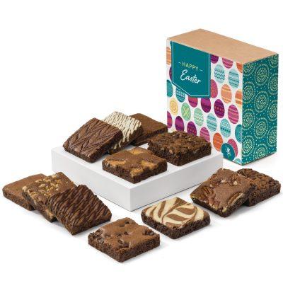 Easter Dozen Brownie Box