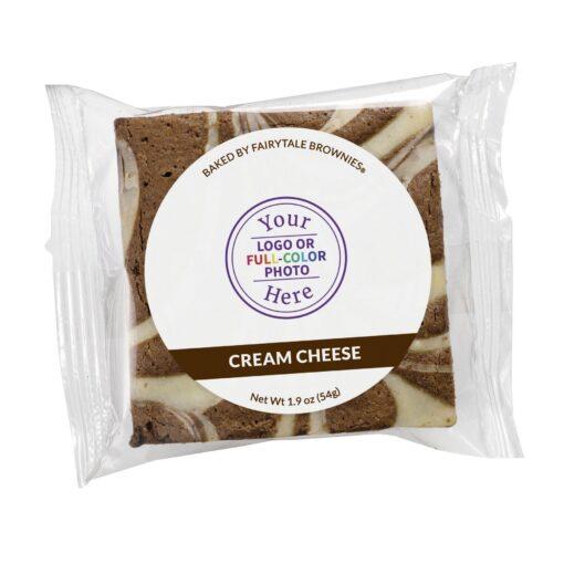 Fairytale Custom Label Brownies
