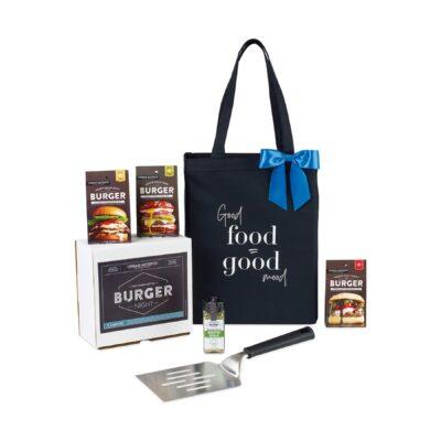 Burger Boss Gift Set - Black