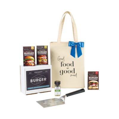 Burger Boss Gift Set - Natural