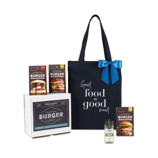 Burger Night Gift Set - Black