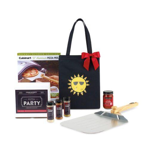 Family Pizza Night Gift Set - Black