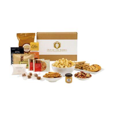 GE Artisan Gourmet Gift Box - Large - Kraft