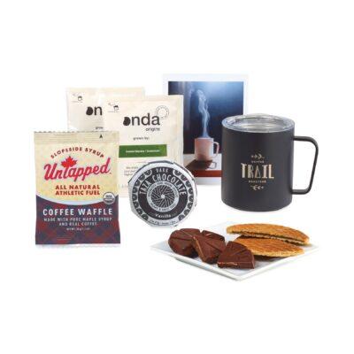 MiiR® Cup Of Java Gourmet Pairing Gift Set - Black Powder
