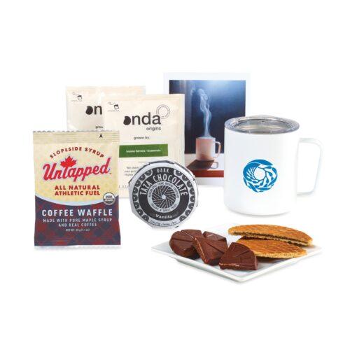 MiiR® Cup Of Java Gourmet Pairing Gift Set - White Powder