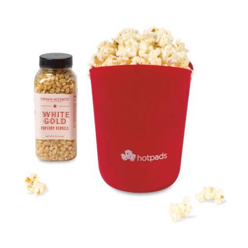 Pop Star Premium Popcorn Gift Set - Red