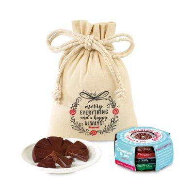 Taza Comfort & Joy ChocolateSet - Natural