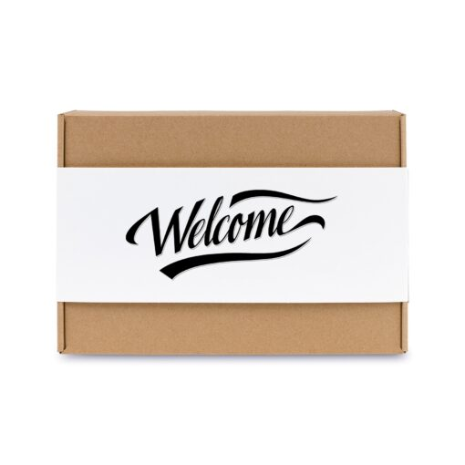 Welcome Band - Large - White
