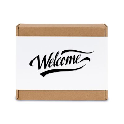 Welcome Band - Small - White