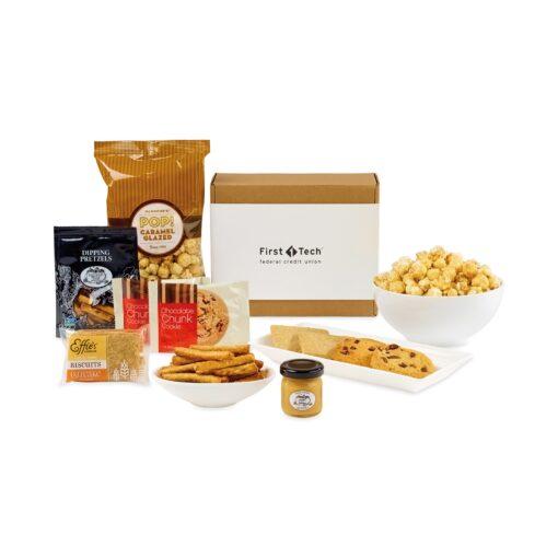 Artisan Gourmet Gift Box - Small - Kraft