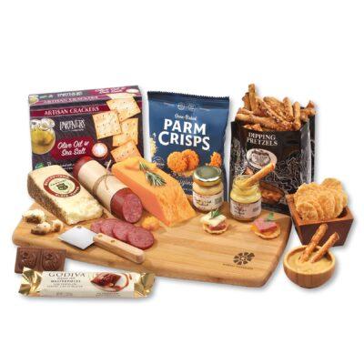 Artisan Meat & Cheese Board
