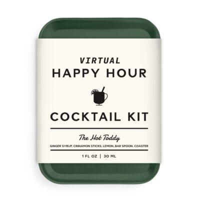 W&P Hot Toddy Craft Cocktail Kit - Dark Green