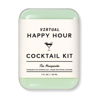 W&P Margarita Craft Cocktail Kit - Light Green