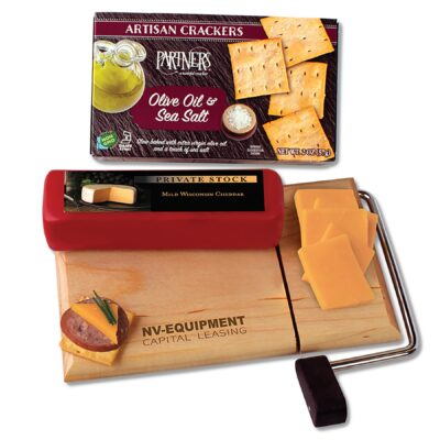 Cheese Slicer with Wisconsin Cheese